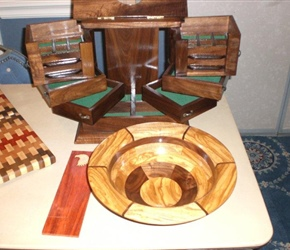 JEWELRY CABINET AND SEGMENTED BOWL BY CHARLEY MURRY.jpg